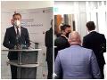 VIDEO Tlačovka Matoviča k Sputniku sa zmenila na ŠKANDÁL: Nechutné divadlo a úder novinárom!