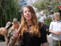Vyhrážky prezidentke, aj bludová porucha: VIDEO Sheila čaká na rozhodnutie súdu! Čas si kráti netypicky