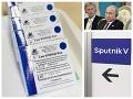 Rusko reaguje na situáciu s vakcínou Sputnik: Ak ju nechce Slovensko, iné krajiny budú potešené