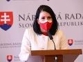KORONAVÍRUS Cigániková chce upustiť od celoplošného testovania: Význam má iba v ohniskách
