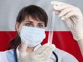 KORONAVÍRUS V Poľsku pribudlo vyše 21-tisíc prípadov infekcie a 245 súvisiacich úmrtí