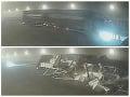 Mrazivé VIDEO z nehody na diaľnici: Strašný pohľad, kamión narazil do vjazdu do tunela