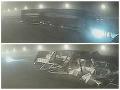 Mrazivé VIDEO z nehody