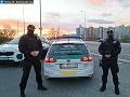 Polícia kontrolovala dodržiavanie protipandemických opatrení: Uložila takmer 1500 pokút