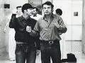 Jack Nicholson a Miloš Forman