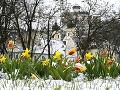 Slovensko čaká prudké ochladenie: Bude pršať, snežiť a fúkať silný vietor