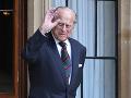 Princ Philip, 99-ročný manžel