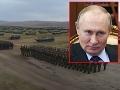 Chystá sa Vladimir Putin