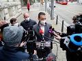 Predseda mimoparlamentnej strany Dobrá voľba Tomáš Drucker podal podnet na Generálnu prokuratúru (GP) SR v súvislosti s konaním ministra financií Igora Matoviča (OĽANO) pri jeho návštevách Ruskej federácie a Maďarska. Dôvodom sú vážne podozrenia zo spáchania trestného činu sabotáže a zneužitia právomocí verejného činiteľa. Drucker o tom v utorok informoval bezprostredne po podaní podnetu pred budovou GP SR.
