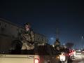Británia reaguje na vyhlásenie USA: Z Afganistanu stiahne takmer všetkých svojich vojakov