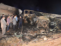 Tragická nehoda autobusu v Egypte: Pri zrážke zahynulo najmenej 20 ľudí