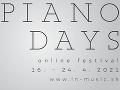 Piano Days predstaví slovenských