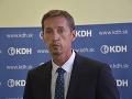 Zmeny vo financovaní školstva neriešia skutočný problém, tvrdí KDH