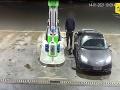 Polícia pátra po exkluzívnom Lamborghini so slovenskými značkami: VIDEO Stojí takmer 200-tisíc!
