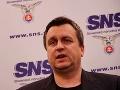 SNS vyzýva prezidentku, aby po prebratí hárkov pristúpila k vyhláseniu referenda