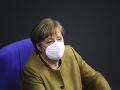 Výzva od Merkelovej: EÚ potrebuje väčšie právomoci v oblasti zdravotníctva