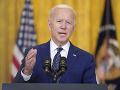Biden po udelení sankcií: Ak sa bude Rusko ďalej miešať do amerických vecí, USA odpovie!