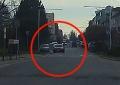 Vodič si myslel, že prekabáti policajtov: VIDEO Takto amatérsky sa snažil schovať pred hliadkou