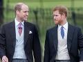Na TOTO svet čakal: Princovia Harry a William sa na pohrebe zblížili... Tieto FOTO hovoria za všetko!