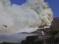 VIDEO Svetoznámu turistickú atrakciu zachvátil požiar: Požiar sa rozšíril aj k areálu tamojšej univerzity