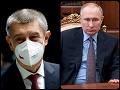 AKTUÁLNE Rusko vracia úder: Vyhostili 20 zamestnancov českej ambasády v Moskve