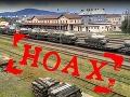 Naďov rezort upozorňuje na HOAX: Vojenská technika ozbrojených síl nesmerovala na Ukrajinu!
