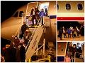 FOTO Vyhostení Česi prileteli domov: Reakcia Moskvy bola prehnaná, Praha zvažuje ďalšie kroky