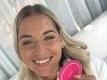 VIDEO: Dominika Cibulková odhalila, čo používa na omladenie tváre -  mikroprúdový prístroj na pleť BEAR od FOREO