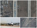 Nové satelitné FOTO: Čo je za tým? Rusi presúvajú na Krym vojenské lietadlá!