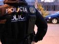 AKTUÁLNE Polícia v Bratislave zasahuje v rámci akcie Domov zameranej na prevádzačov