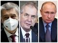 Drsný humor: TOP české vtipy o škandále s ruskými agentmi, zosmiešnení Babiš, Zeman aj Putin