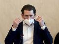 Rakúsko sužuje škandál: Korupcia aj 2500 fotiek penisu v mobile! Kancelár Kurz prežíva ťažké časy