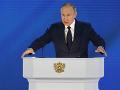 VIDEO Putin varoval Západ: Neprekročiteľná čiara! Rusko odpovie na provokácie rýchlo a tvrdo