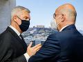 Korčok na pracovnej návšteve v Aténach: Slovensko a Grécko chcú posilniť bilaterálne vzťahy