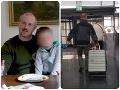 Kotleba sa po hodinách čakania konečne ozval cez VIDEO: Nijaký únos, ale so synom vraj oslavujú narodeniny!