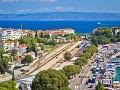 VIDEO Sezóna v Chorvátsku odštartovala: Do Splitu pricestovalo dvesto turistov z Bratislavy a Viedne