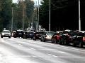 Ulicami Banskej Bystrice šoférovali opití vodiči: Skončili v policajnej cele
