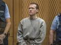 Strelec z Christchurchu stiahol žiadosti, s ktorými sa obrátil na súd