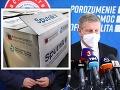 KORONAVÍRUS Na toto mnohí čakali: Slovensko spúšťa čakáreň na očkovanie Sputnikom V
