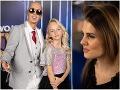Veľké prekvapenie na Markíze: Belohorcovej dcéra (11) ako sexi Aguilera a… TOTO je krásna žena Braňa Mosného!