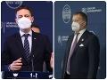 AKTUÁLNE Vláda sa chystá opäť predĺžiť núdzový stav: Slovensko vraj nie je pripravené, Kollár je proti!