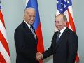 Napätie medzi Moskvou a Washingtonom: Kremeľ signalizuje možný summit Bidena a Putina