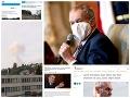 Drsná kritika po Zemanovom prejave: Rusi sa tešia zo senzácie! Jeho správanie k moderátorke pobúrilo Čechov