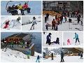 V Tatrách to po uvoľnení opäť žije! VIDEO Do Jasnej prišli lyžovať tisícky ľudí, pozrite si zábery