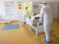 KORONAVÍRUS V UNB sa situácia zlepšuje: Znižuje sa počet pacientov, operuje sa viac