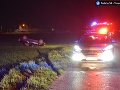 Nepoučiteľní vodiči na cestách: FOTO Ukrajinec nafúkal tri promile, opitá žena prevrátila auto