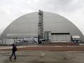 Veľký moment v Černobyle počas výročia: Otvorili nové úložisko jadrového odpadu