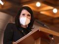Bittó Cigániková je optimistka: Takto sa vyjadrila o návrhu o kolúznej väzbe