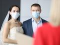 Smutný REKORD! Kvôli pandémii sa na Slovensku zosobášilo najmenej párov od vzniku Československa