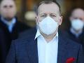 Boris Kollár: Ak o 20 dní bude v nemocniciach 500 ľudí, núdzový stav nepodporíme